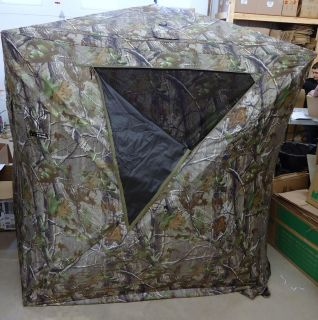 Hunting Blind Easy Setup Realtree Apghd Fall Archery Deer Blind