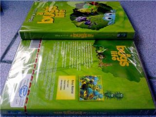 Bugs Life Classic Disney Pixar Family Cartoon R3 DVD