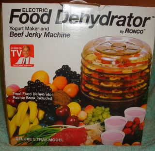 ambiano food dehydrator instruction manual