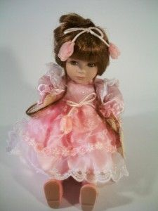 Collectors Choice Club Porcelain Doll Dan Dee Sitter