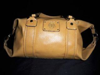 Dana Buchman Medium Camel Shoulder Bag Purse Handbag Satchel Tote