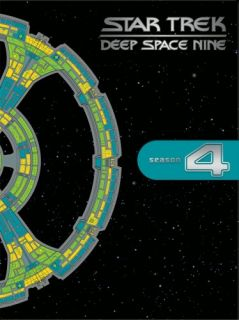 Star Trek Deep Space Nine 9 DS9 Season 4 New 7 DVD