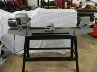 Delta 12 woodworking lathe model 46 700 wood tools metal spinning