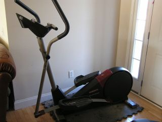 proform 700 cardio cross trainer manual