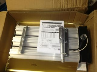 Dayton Electric Infrared Heater 20472 Btuh 208V 1UCJ1