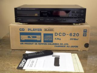 Denon DCD 620 CD Player