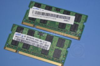 4GB DDR2 Laptop Memory for HP Compaq Dell Acer IBM & Toshiba Laptops