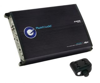 New Planet Audio PX2 2400 2400W 2 Channel Car Amplifier Power Amp
