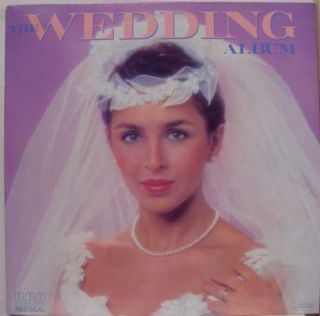 various the wedding album label format 33 rpm 12 lp stereo country