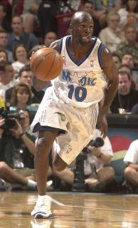 Hardaway McGrady era Orlando Magic Darrell Armstrong Jersey NBA Game