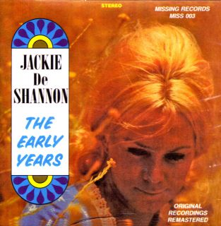 Jackie DeShannon CD The Early Years 33 Hits Original Import Brand New