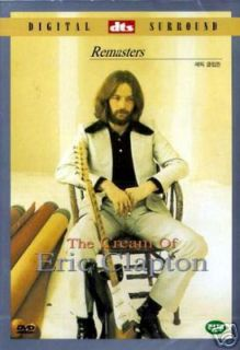 The Cream of Eric Clapton DVD and Derek The Dominoes
