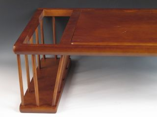 Wood Computer Laptop Table Bed Desk Tray