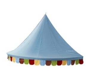 Children Circus Tent Wall Canopy Play Bed Twin Deco New Mysig