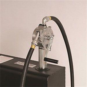 Dee Zee 123000 06 LQ Acc RP 10 UL Rotary Hand Pump Gas Diesel Kerosene