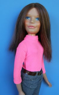Vintage 1973 Laurie Partridge Family Doll Susan Dey EXC