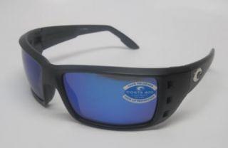 Costa Del Mar Permit Black Costa 580 Silver Mirror