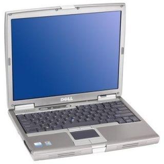 DELL LATiTUDE D600 LAPTOP 40 GB HD, 1GB RAM, WiFi FAST WIRELESS, NO XP