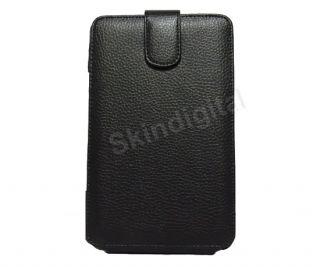 Genuine Leather Case Cover for Dell Streak 7 Tablet