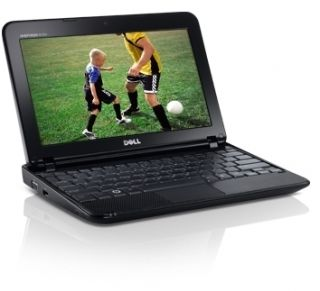 Dell Inspiron Mini 1018 with Original Box 250 GB HD