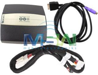 New Dice® Duo 100 BMW Silverline iPod iPhone Factory Radio