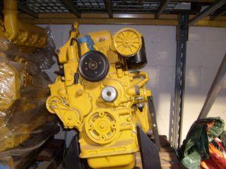 John Deere 4024TF Diesel Engine Marine Industrial Generators