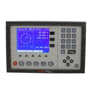Axis Universal LCD Graphical Machine Tool Digital Readout Display