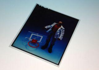 Dennis Rodman TNA Toy Biz Wresting Action Figure Prototype Package