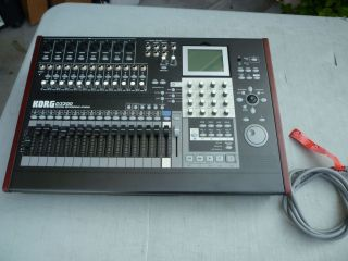 Korg D3200 Digital Multitrack Recorder Studio Excellent