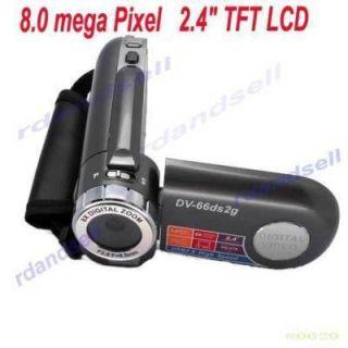 TFT 4X HD 8 MP Digital Video Camcorder Camera DV