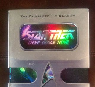 Star Trek Deep Space Nine The Complete Series Seasons 1 7 DVD 2004 48
