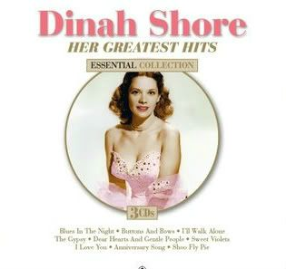 dinah shore 75 greatest hits 1940 1957 3 cd set