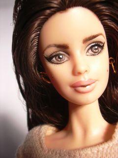 Lana Del Rey RARE Barbie R OOAK Repaint by Artist Creations
