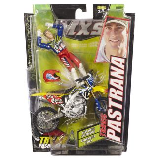 Travis Pastrana MXS Series 13 Dirt Bike Toys