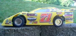 Losi Dirt Late Model Body