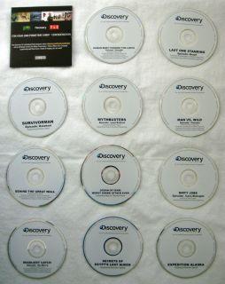 DISCOVERY CHANNEL ANIMAL PLANET TLC EMMY 2008 DVD JON KATE LITTLE