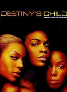Destinys Child 2005 Tour Concert Program Book Beyonce