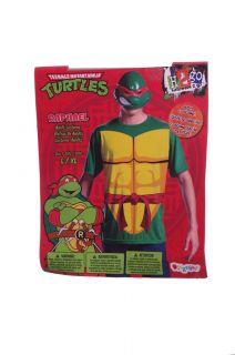 Disguise Adult Mens Teenage Mutant Ninja Turtles Raphael Costume Large
