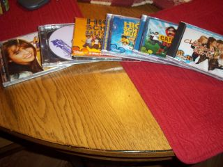 Disney Channel CDs 2 High School Musical 2 Hannah Montana Camp Rock