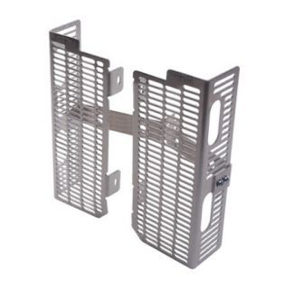 Devol Aluminum Radiator Guards Honda CRF 450 x CRF450X