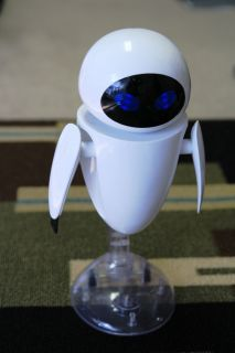 Disney InterAction Interactive EVE Toy Robot from Wall E Movie