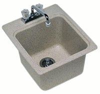 swanstone veritek laundry sink small white dit s veritek small drop in