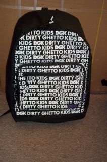 DGK SKATEBOARDS BACKPACK NEW