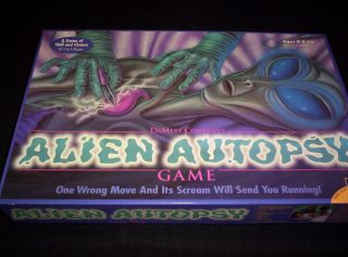 Alien Autopsy (DeMert)   Wonderful/Near Mint Condition! Must See!