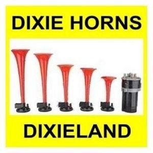DIXIE Musical Air Horn 12 Full Notes Dukes of Hazzard General Lee Car