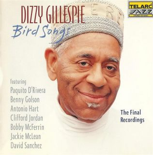 new condition dizzy gillespie bird songs the final recordings pictures
