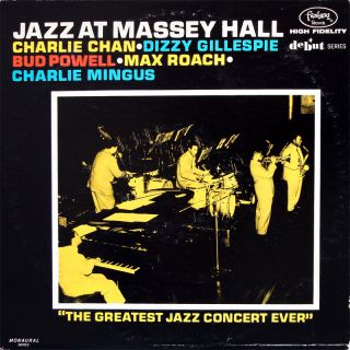 Charlie Chan Dizzy Gillespie Bud Powell Max Roach Charlie Mingus Jazz
