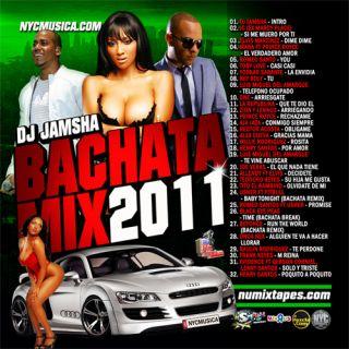DJ Jamsha Bachata Mix 2011 JC Romeo Usher Beyonce