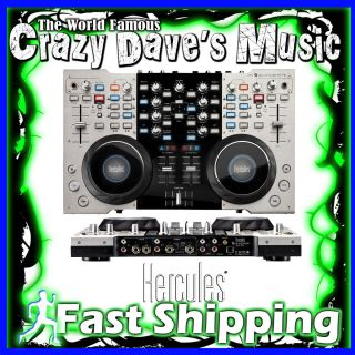 Hercules DJ Console 4 MX Professional mix station for mobile & club