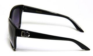 New DG Designer Fashion Womens Sexy Hot Fashion Sunglasses Black